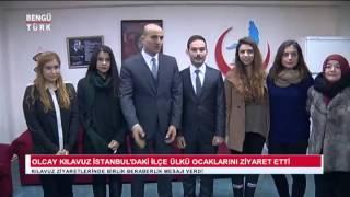 Genel Başkanımız Olcay Kılavuz'un İstanbul Ziyaretleri - 1