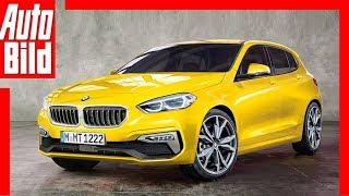 Zukunftsaussicht: BMW 1er (2019) Details / Erklärung
