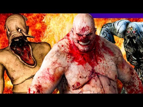 10 unbeatable enemies in gaming