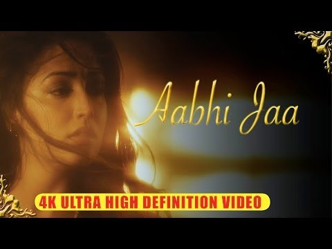 World Premiere Of Aabhi Jaa Exclusive 4k Video 1st Time In India | A.r. Rahman video