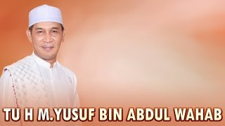 Makna Pemurah Dalam Hadis  [Tu H M.Yusuf Bin Abdul Wahab]