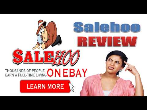 Salehoo Review. Is it Worth it. Make Money Dropshipping