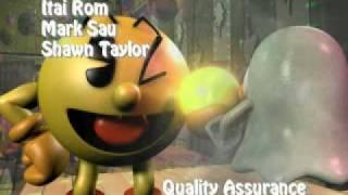 [psx] Pac-Man World cutscenes.