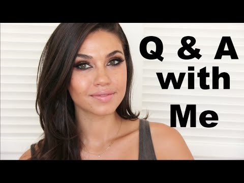 Q & A With Me