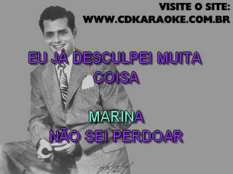 Dick Farney   Marina