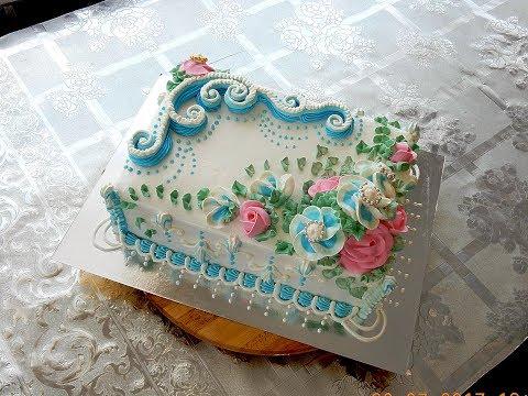 УКРАШЕНИЕ ТОРТОВ , Торт СОФИЯ  от SWEET BEAUTY СЛАДКАЯ КРАСОТА, CAKE DECORATION