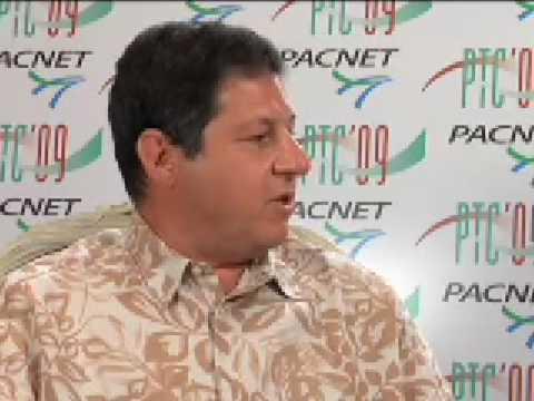 PTC09 Interview with Bharti AirTel's David Nishball