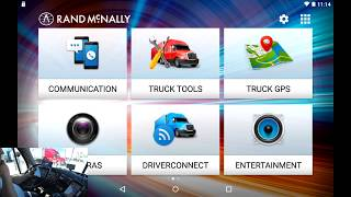 March 4, 2018/298 Full review of Rand McNally overdrive 8