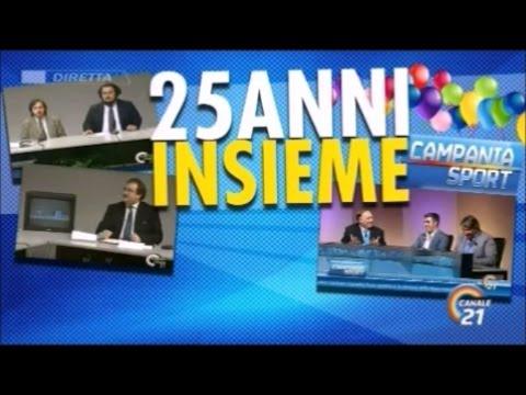 Campania Sport del 20/09/15 (Napoli-Lazio 5-0)