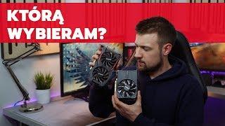 Najlepsze karty graficzne do 500 złotych – RX 560 & GTX 1050 | TEST! 🔝