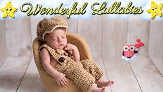 Super Soft Relaxing Baby Sleep Music Lullabies ♥ Best Bedtime Music For Newborns ♫ Sweet Dreams