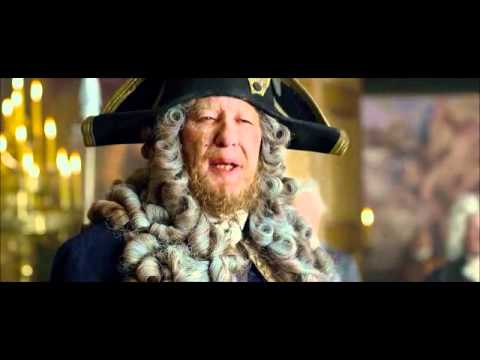 Captain Hector Barbossa- VS Jack, Blackbeard & Davy Jones (MV-You're Gonna Go Far Kid) ORIGINAL VER.