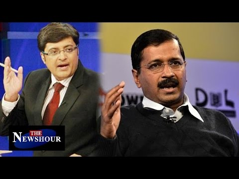 Arvind Kejriwal Wants 'Brexit'-Style Referendum For Delhi: The Newshour Debate (24th June 2016)