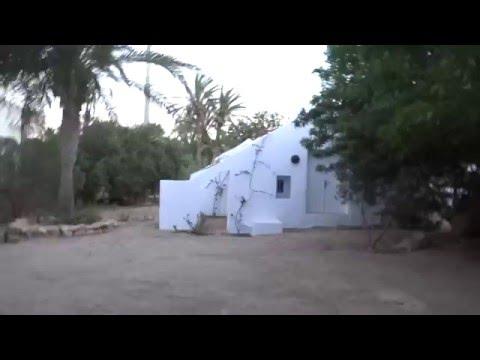 REVIEW - Oxala House - Djerba Tunisia - traditional Tunisian style
