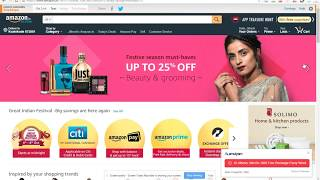 Earn money using amazon.in