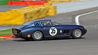 Ferrari 275 GTB Shortnose - Screaming sounds on the track!