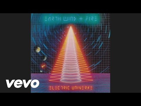 Earth Wind & Fire - Electric Nation
