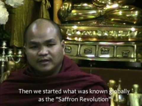 Part 1:U Gawsita, Saffron Revolution