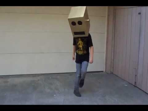 Party Rock Anthem Robot Costume Party Rock Robots
