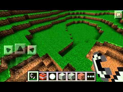 Minecraft pe snowball grenade mod showcase