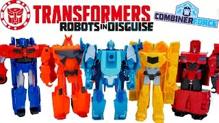 Transformers Robots In Disguise One Step Changers Blurr Autobot Drift Sideswipe Bee Optimus