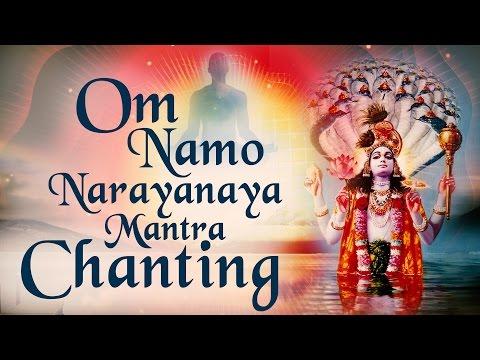 Om Namo Narayanaya Mantra Chanting For World Peace Meditation   Shri Vishnu Mantra