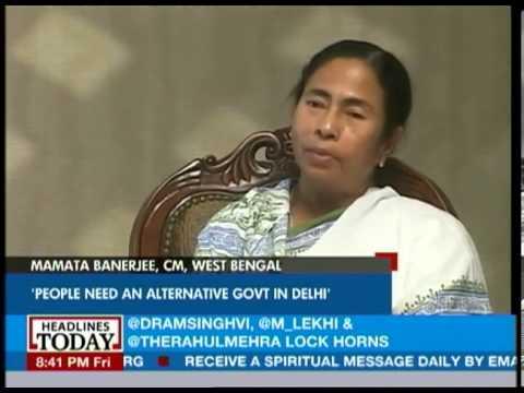 Mamata Banerjee talks to HLT - Full interview