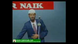 Zakir Naik Q&A-37  |   Does word ALLAH exist in other religions