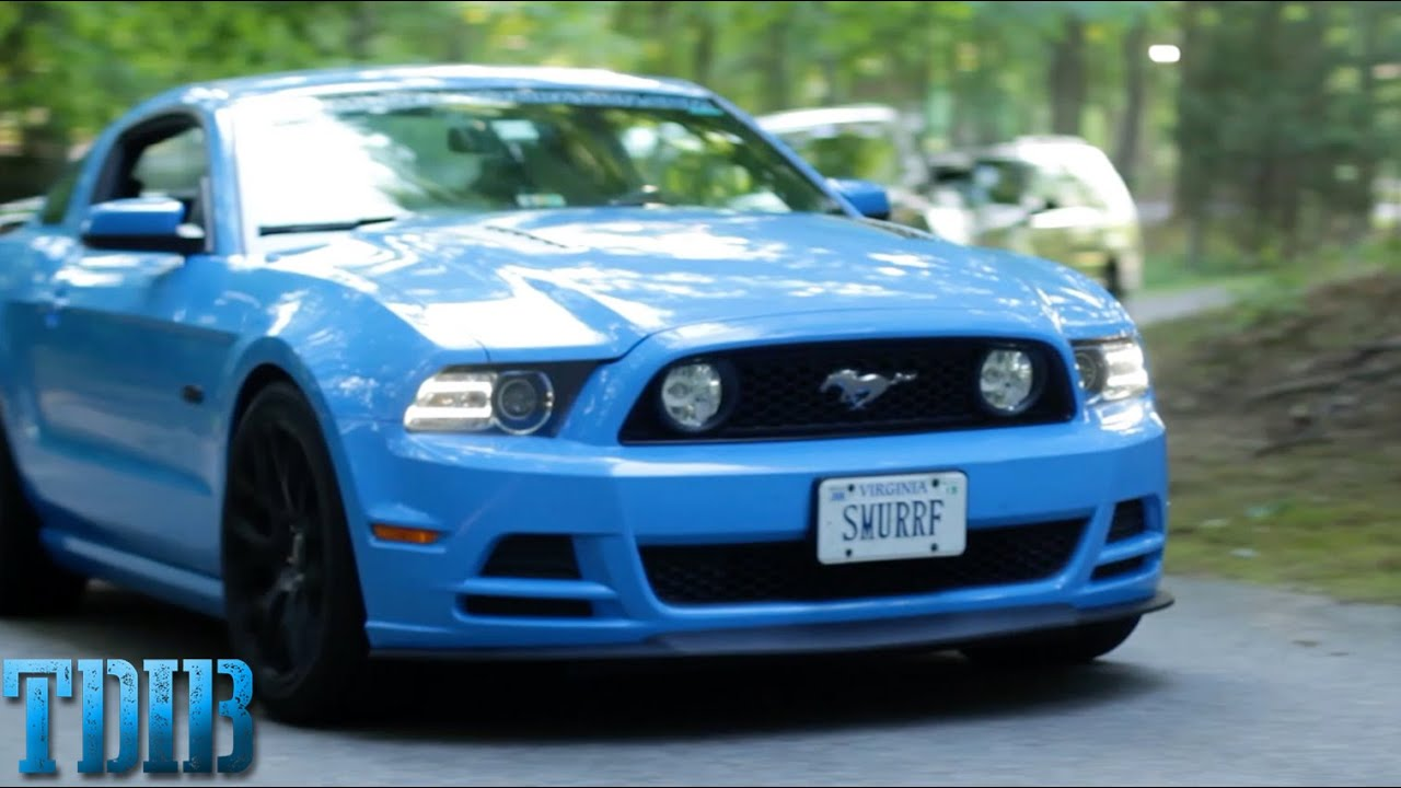 SMURRF MUSTANG A Build History With Bonus Announcement