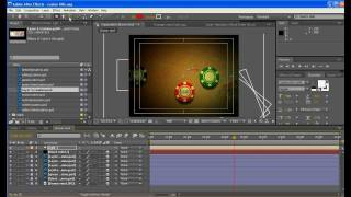 Mankatha - How to make Mankatha casino title - After effcts Tamil tutorial