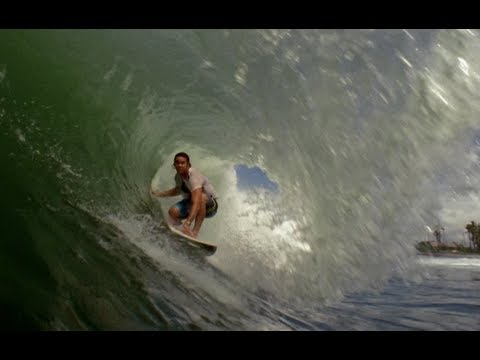 Jordy Smith surfing in Bali - Bending Colours - Webisode 1