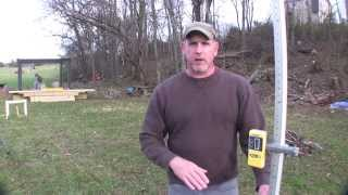 How to Build a Pole Barn Pt 1 - Site Prep & Layout