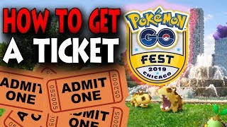 HOW TO GET A TICKET FOR GO FEST 2019! MULTIPLE ACCOUNTS ISSUE POKEMON GO!