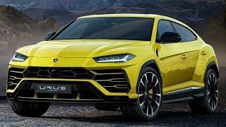 2019 Lamborghini Urus ~ Autocar 2018