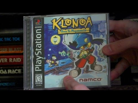 Klonoa: Door to Phantomile Playstation review by Mike Matei