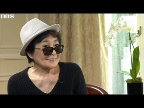 BBC News: Yoko Ono interview about Meltdown 2013