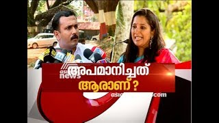Nisha's sexual harassment controversy | Asianet News Hour 17 Mar 2018