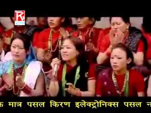 Salaijo Bhaka Samjhana Le Man Bhari Mohan Grg And Anjana Gurung video