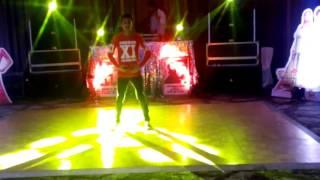 Robotic Dance By DAVID..(Bollywood Night Workshop) with Sahil Sharma