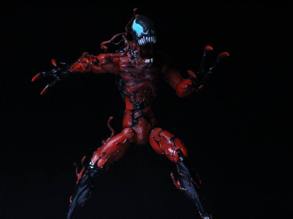 Ultimate Carnage Review  Ultimate Carnage Toy