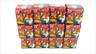 New Minecraft Series 3 Minifigures How To Trick for Entire Collection