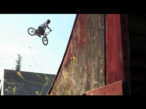 Sergio Layos' BMX Comeback 2013