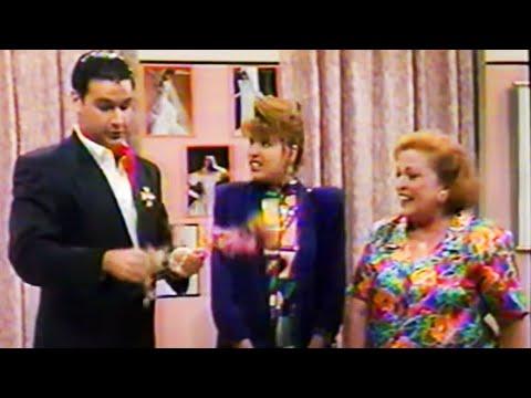 Paul Bouche con Norma Candal en