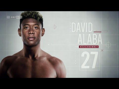 Die Stunde der Sieger: David Alaba