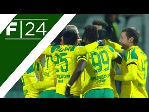 Highlights | Kuban Krasnodar 6-2 Lokomotiv Moscow