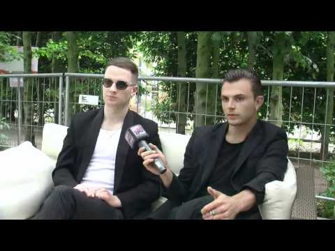 ENERGY.de - Hurts im ENERGY Interview
