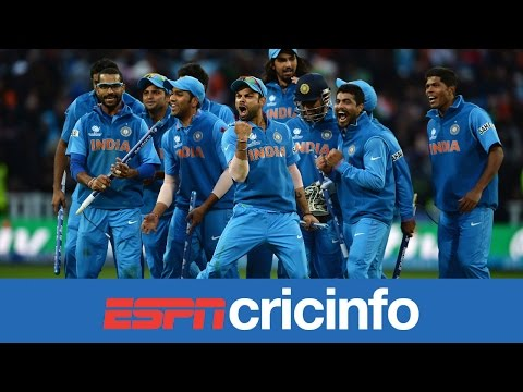 India v Sri Lanka, post-match Hangout