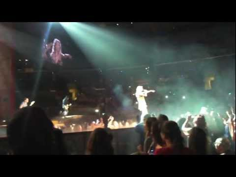 Taylor Swift - Sparks Fly + Opening of Show (LIVE at the Los Angeles Staples Center) Music Videos