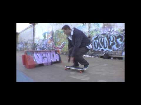 TuTone Skateboards: Warehouse