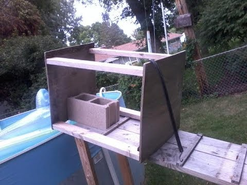 Dog ramp for above ground pool youtube - Above ground pool steps for handicap ...